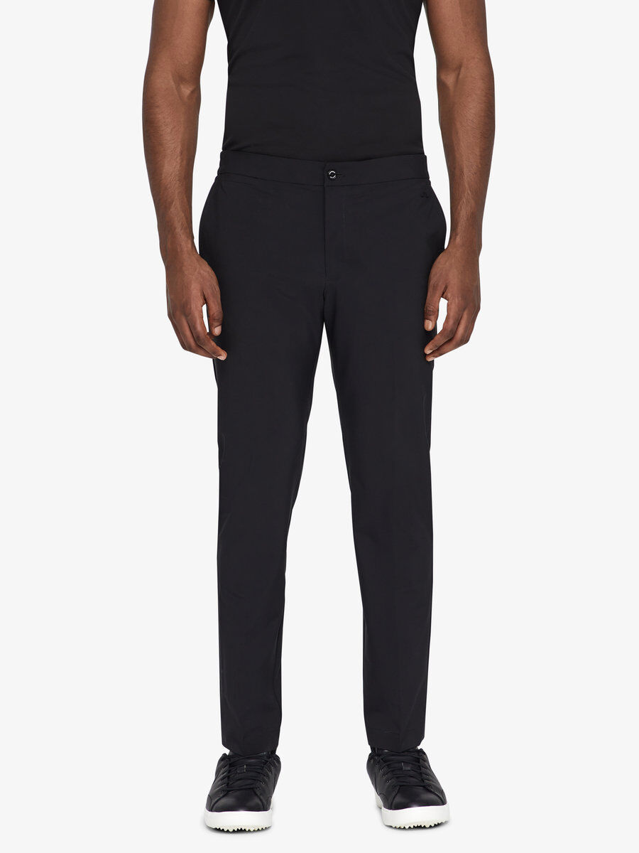 J Lindeberg Ives Reg Fit Micro Stretch Trousers Men black X05s89oY