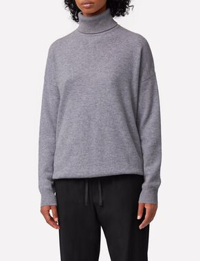 MABELLE CASHMERE MIX TURTLENECK