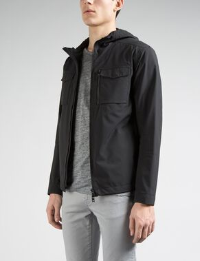 JONAH HOOD 3-LAYER STRETCH JACKET