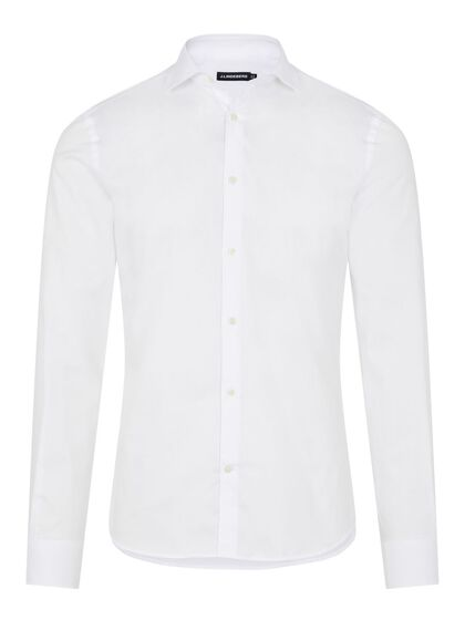 NON-IRON TWILL SUPERSLIM FIT SHIRT