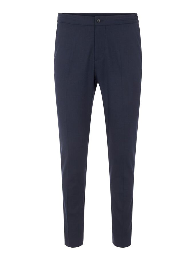 SASHA TROUSERS, JL Navy, large