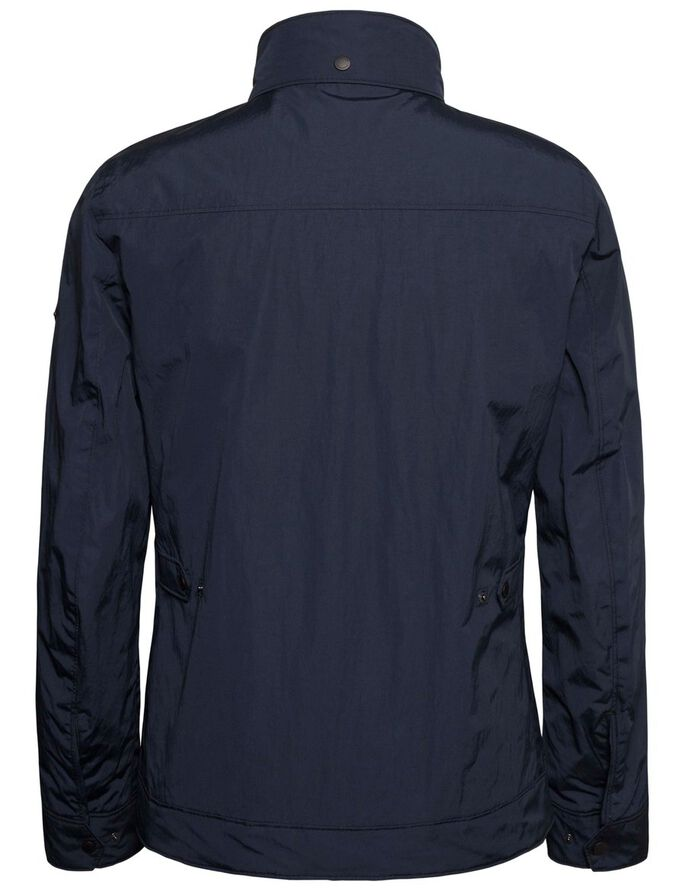 BAILEY 72 SPORTS NYLON JACKET, Dk Navy, large