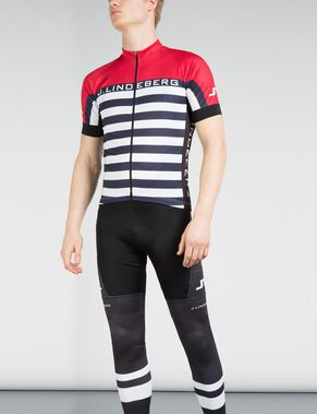 SAN REMO BIKE JERSEY PRO-POLY SPORTS T-SHIRT