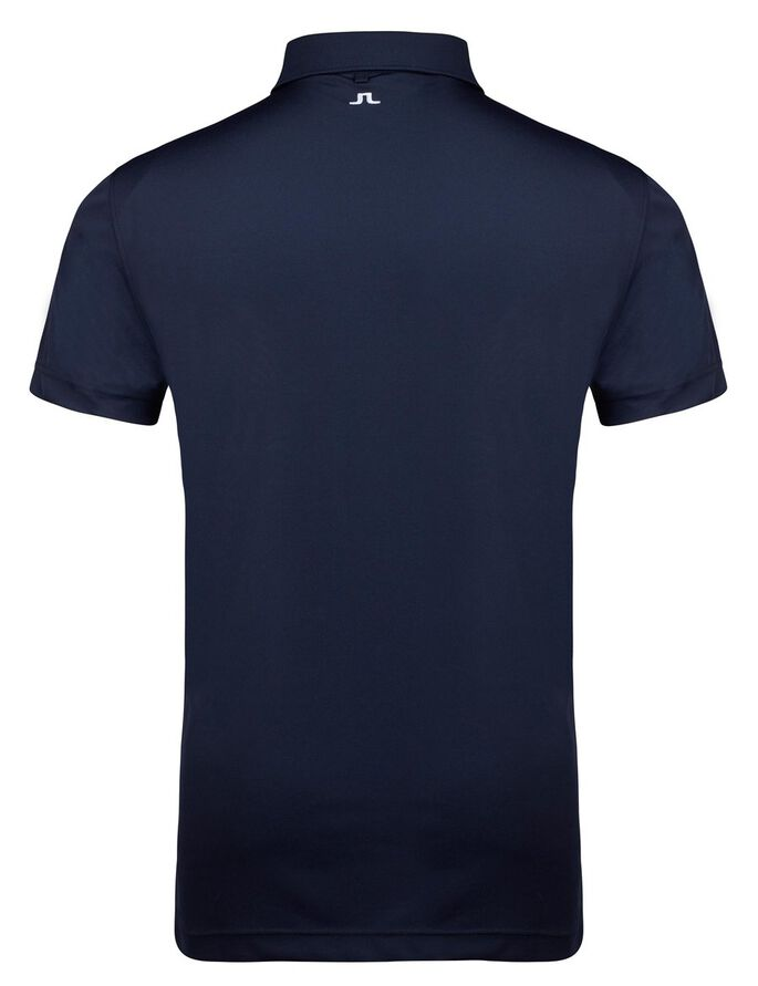 HUNTER REG 2.0 TX JERSEY POLO SHIRT, JL Navy, large