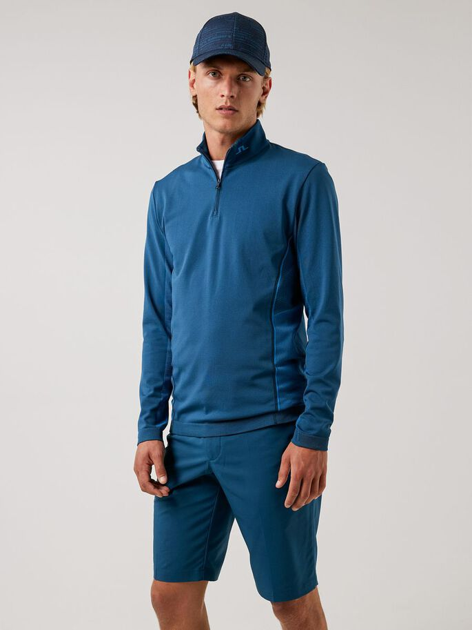 KENNY MID LAYER PULL, Majolica Blue, large