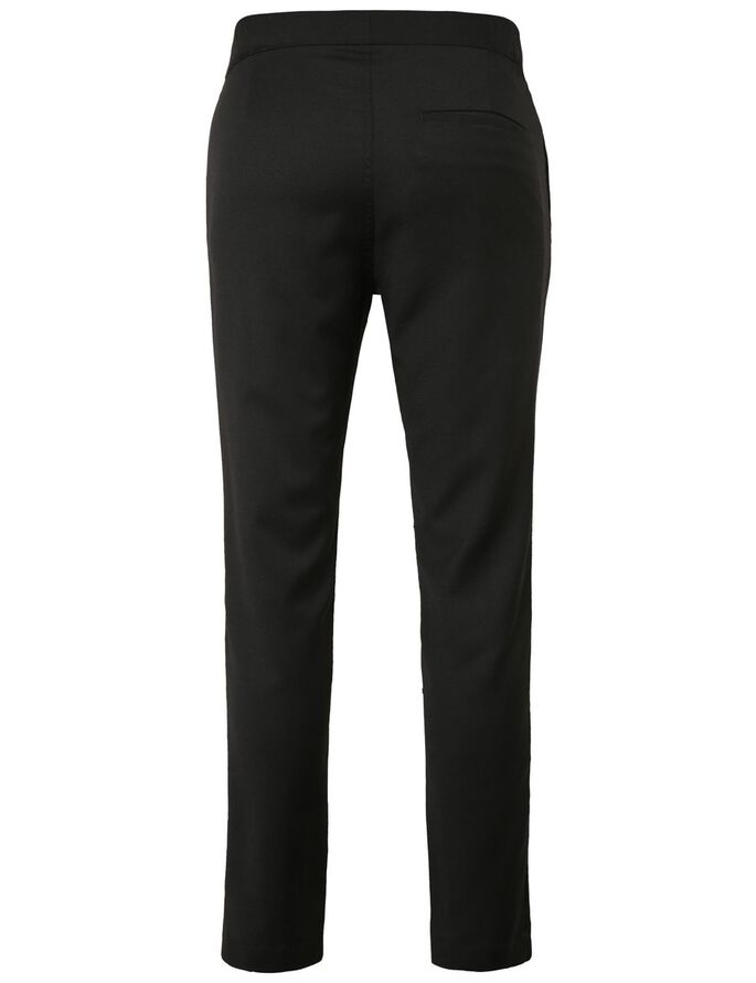 SASHA TECH TRAVEL SUIT TROUSERS, Black, large