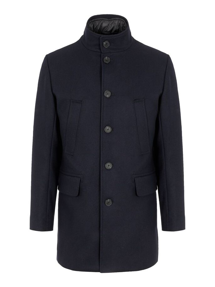 KALI WOOL COAT, JL Navy, large