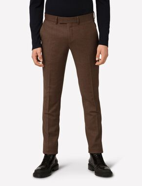 GRANT WOOL STRETCH TROUSERS
