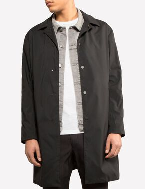 TORN MATT NYLON JACKET