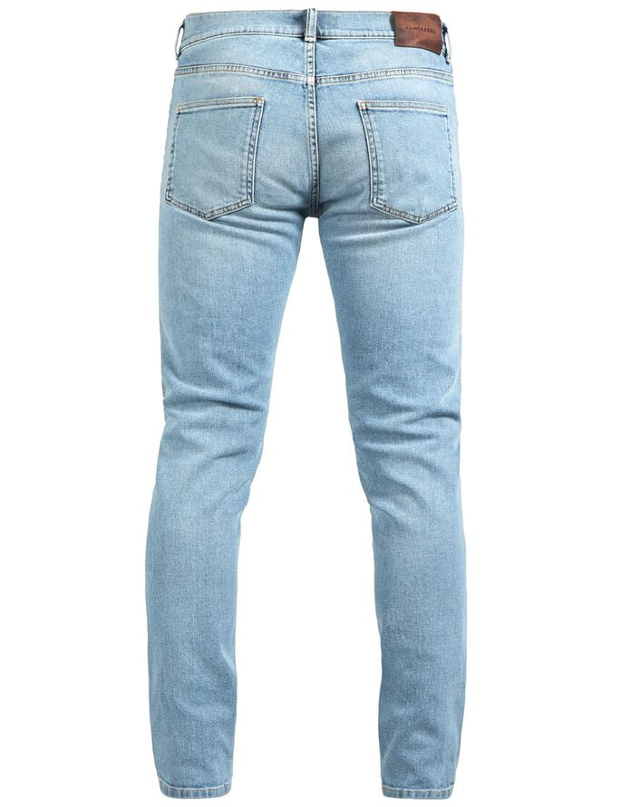 JAY SHORE SLIM FIT JEANS, Light Blue, large