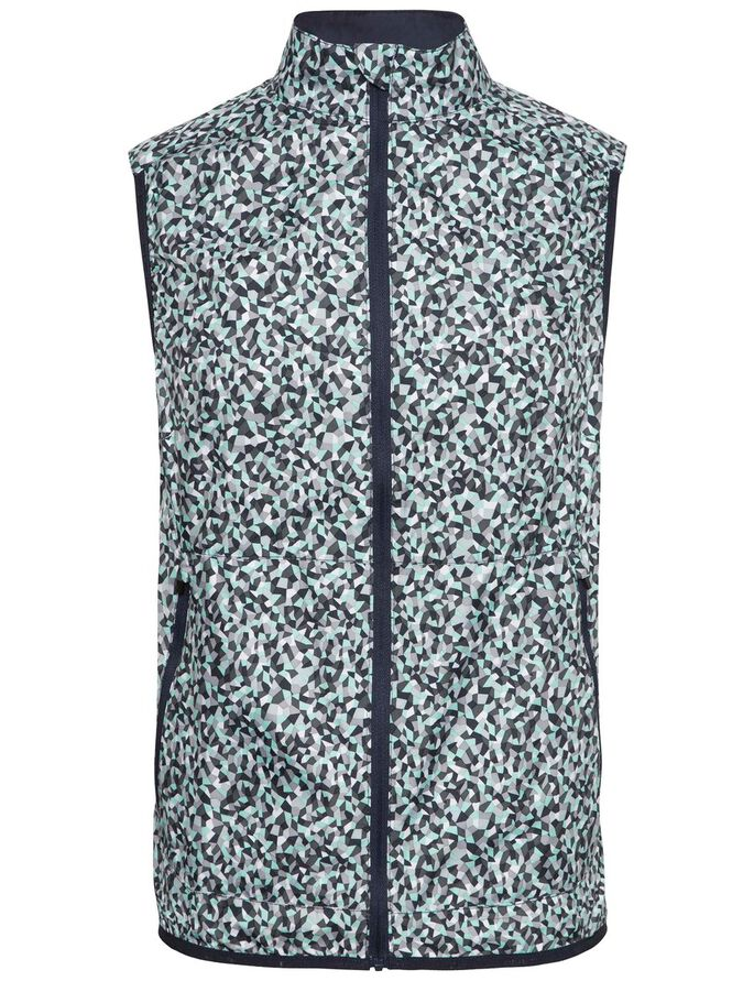 GALE WIND PRO VEST, Mosaic Mint, large