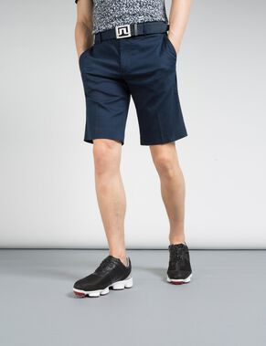 OVE SUBTLE COTTON CHINO SHORTS