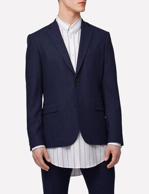HOPPER STRETCH FLANELL BLAZER