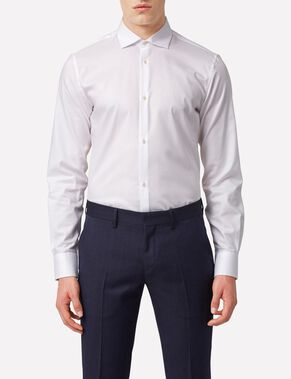 DANIEL NON IRON OXFORD BUSINESS SHIRT