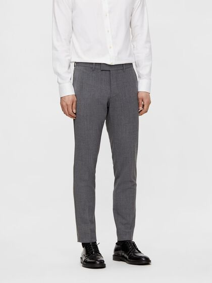 GRANT STRETCH TWILL TROUSERS