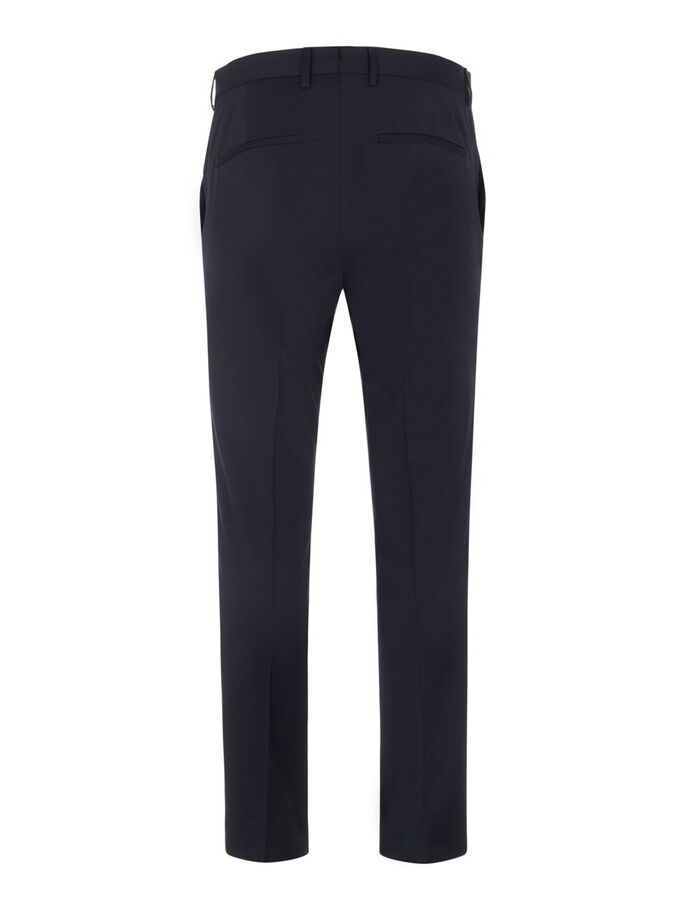 GRANT WOOL TROUSERS, JL Navy, large