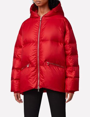 SLOANE SHINY POLY DOWN JACKET