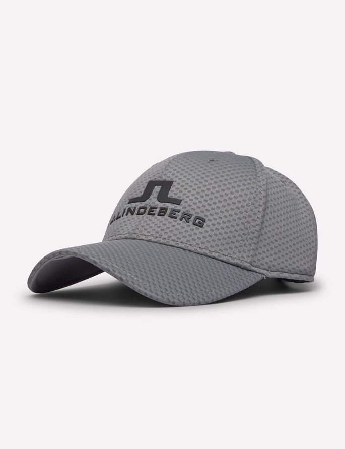 BANE STRETCH MESH CAP, Granite, large