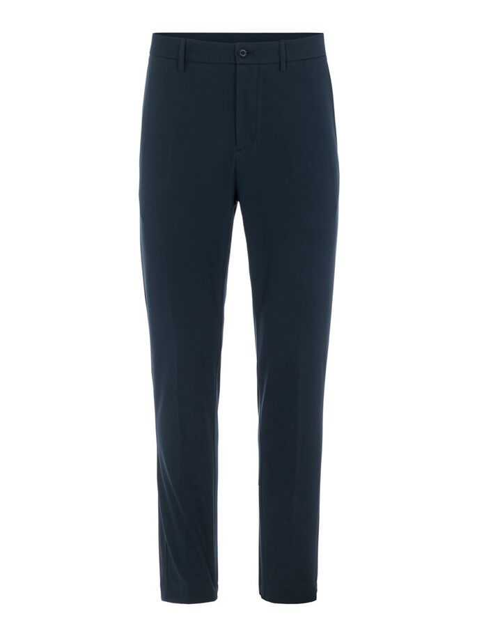 ROSS TROUSERS, JL Navy, large