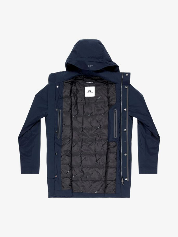 ALPH TECH JACKET, JL Navy, large