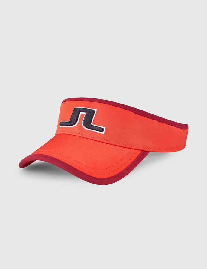 ANGUS TECH STRETCH- CAP, Racing Red, large