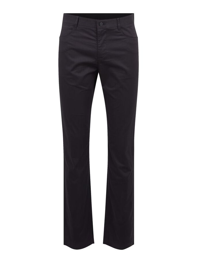 ANT TROUSERS, Black, large
