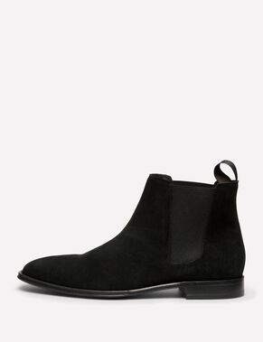 ENG CHELSEA ITALIAN SUEDE BOOTS