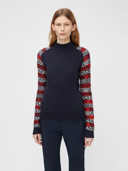 IVY KNITTED SWEATER
