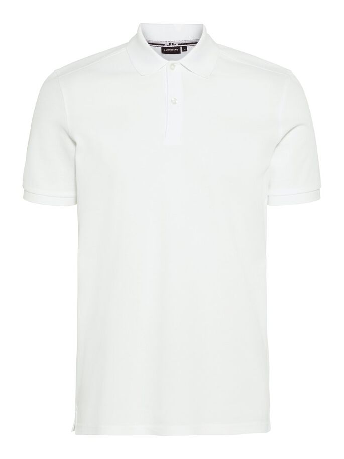 Troy Clean Polo Shirt J Lindeberg