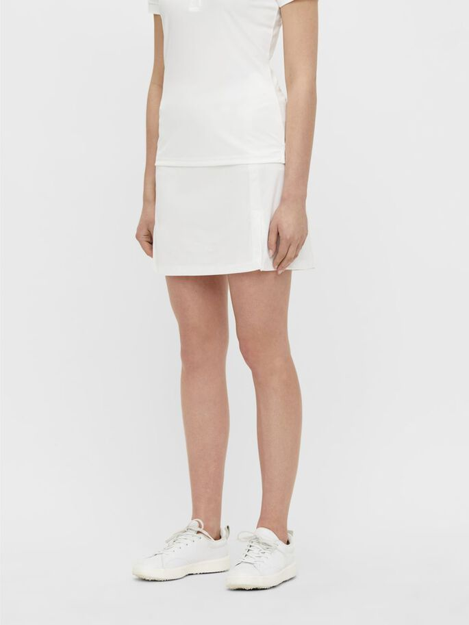 AMELIE LONG TX JERSEY ROK, White, large