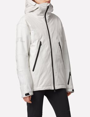 JOHAN LEATHER SKI JACKET
