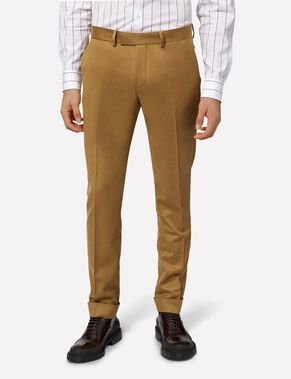 GRANT CASHMERE LIGHT SUIT TROUSERS