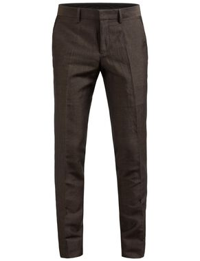 PAULIE DRESSED LINEN SUIT TROUSERS