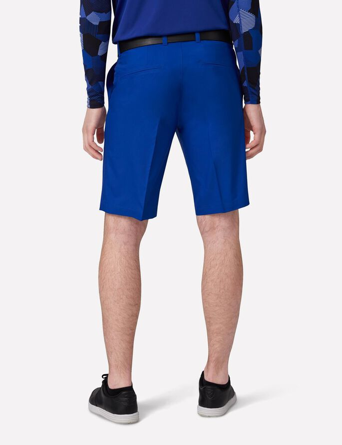 SOMLE LETT POLY SHORTS, Strong Blue, large
