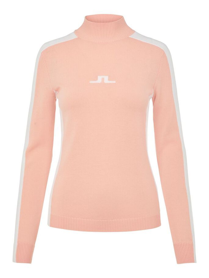 ADIA PULL, Pale Pink, large
