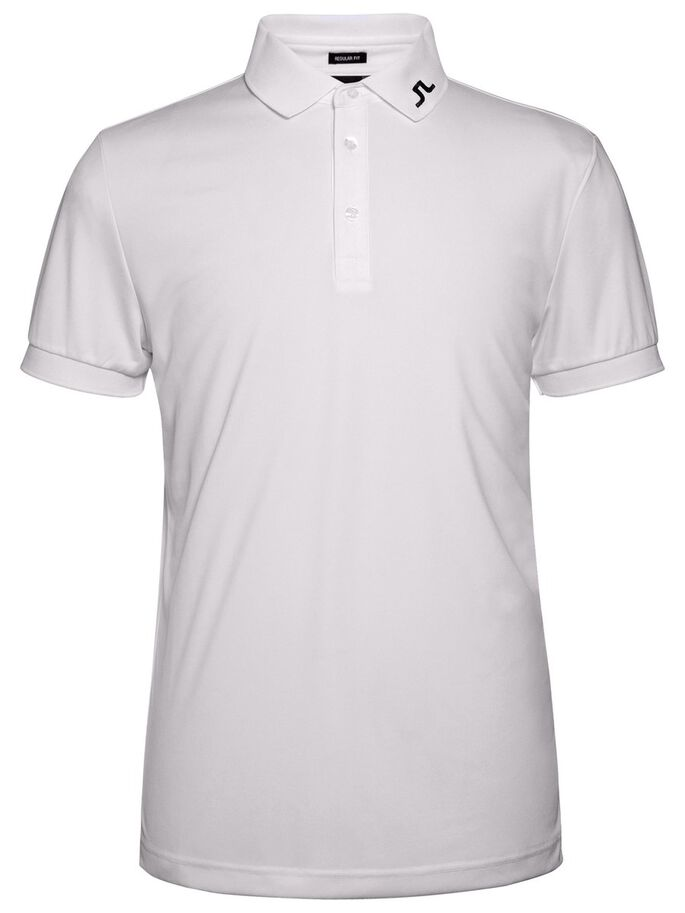 KV REG TX JERSEY POLO SHIRT, White, large