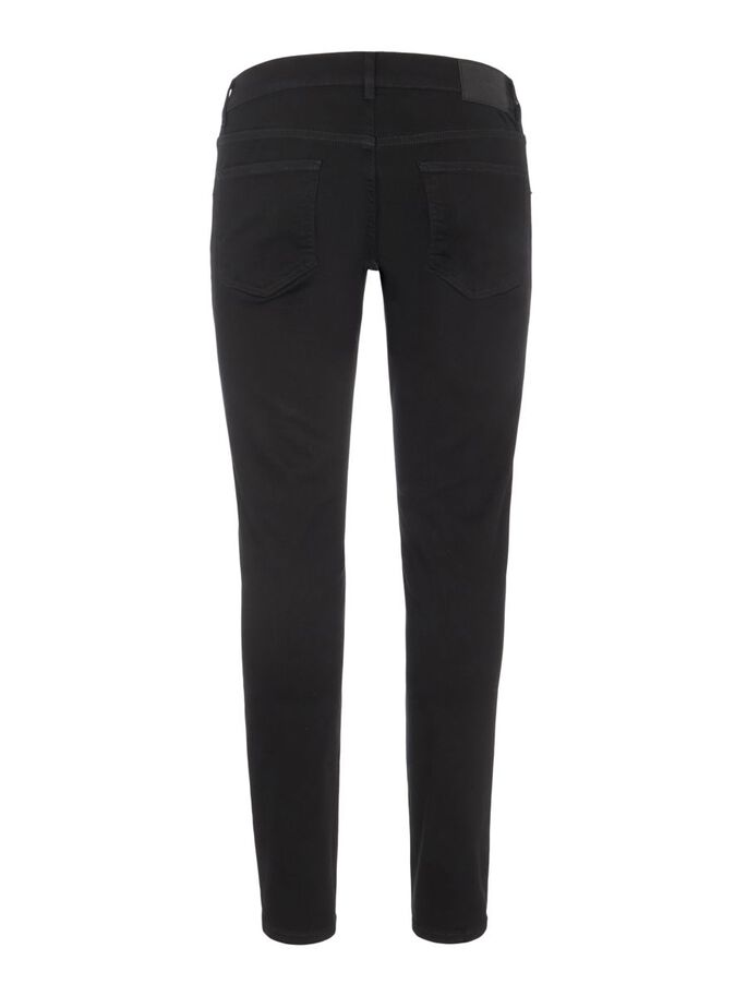 JAY REACTIVE JEANS, Black, large
