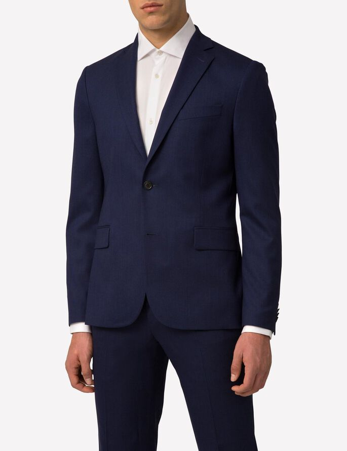 HOPPER DOUX LÉGENDE TECH BLAZER, Mid Blue, large