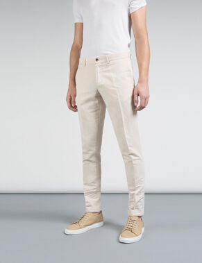 GRANT 63 COTTON LINEN CHINOS