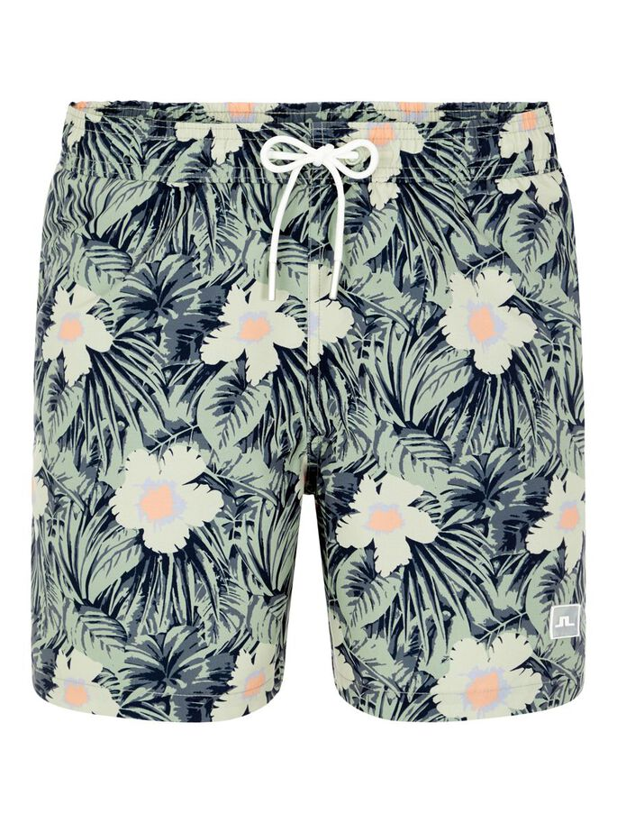 BANKS ZWEMSHORTS, Sage, large