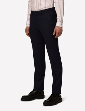 PAULIE STRETCH FLANELLE PANTALON DE COSTUME