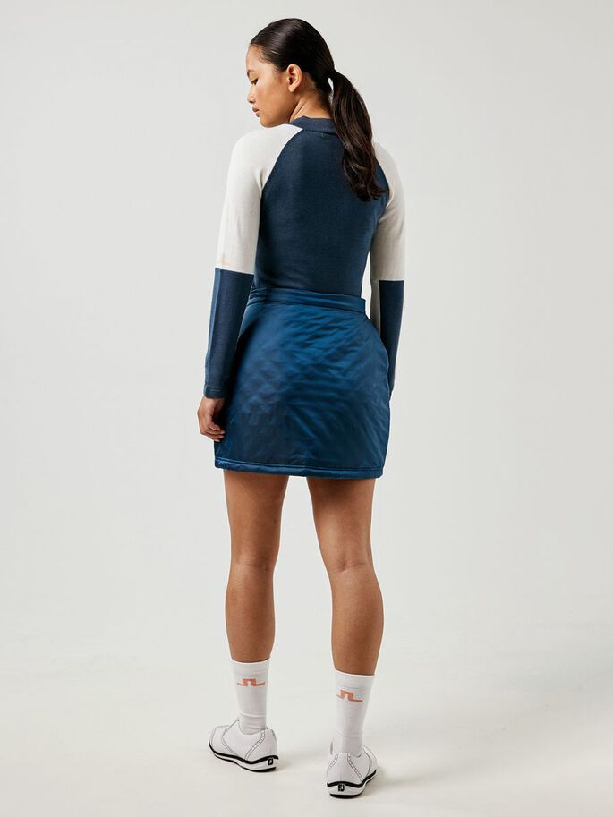 LEILA KNITTED SWEATER, Orion Blue, large