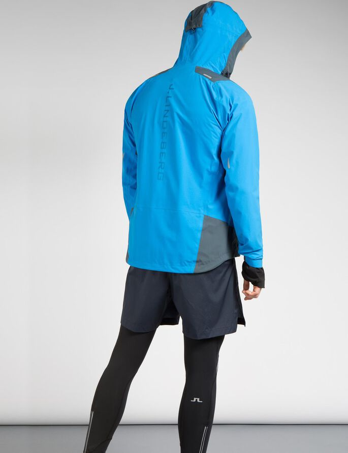 RUNNING JL 2,5-PLY SPORTJACKE, Electric Blue, large