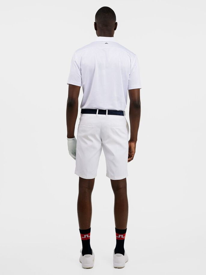 CONNY POLO, White, large