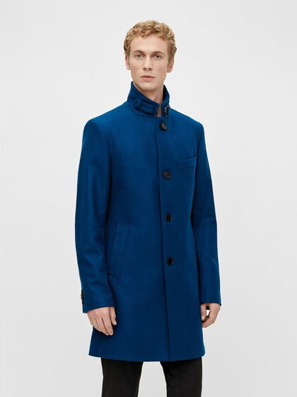 HOLGER WOOL COAT