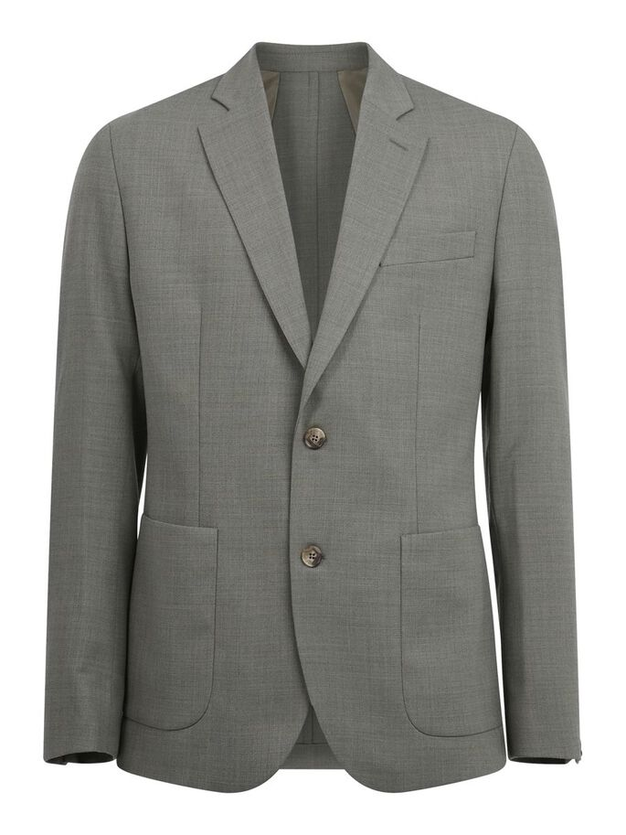 HOPPER TRAVEL TECH BLAZER, Sage, large