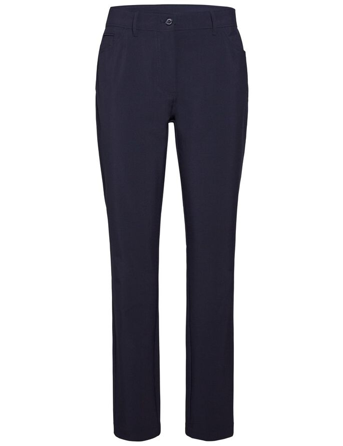 JASMINE MICRO STRETCH TROUSERS, JL Navy, large