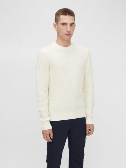 OLIVER STRUCTURE SWEATER