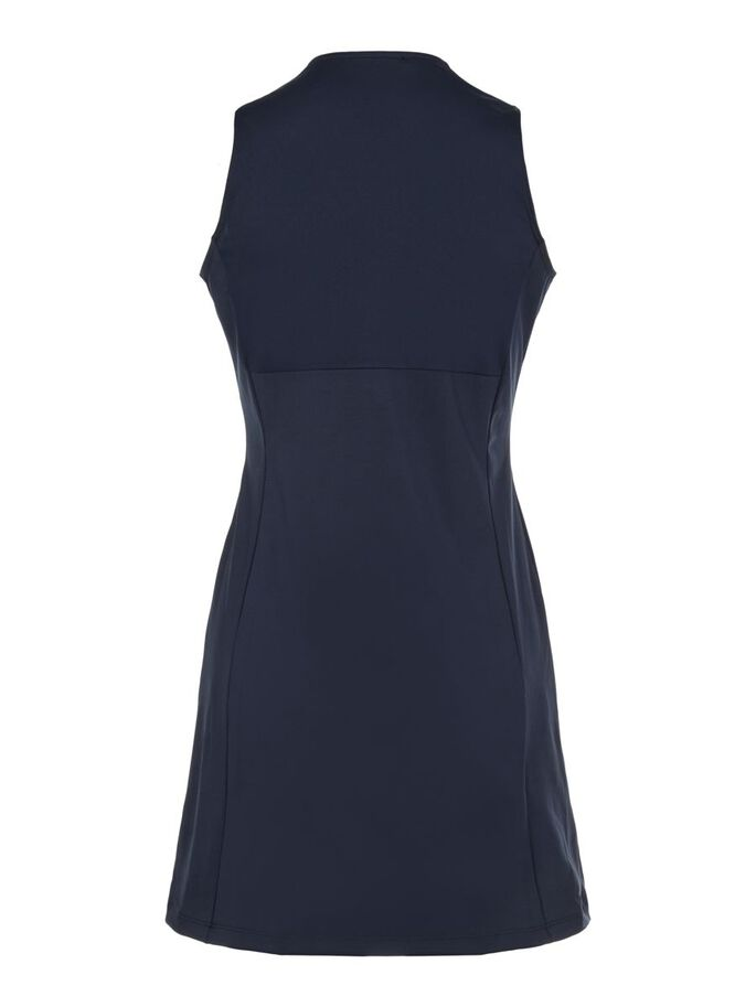 NENA DRESS, JL Navy, large