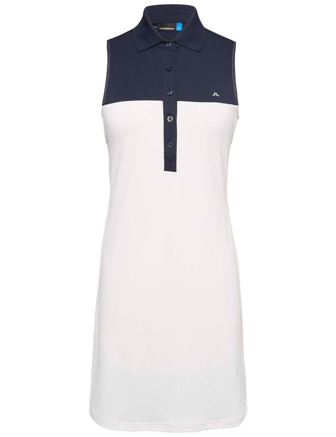 CATRIN TX TORQUE DRESS, JL Navy, large